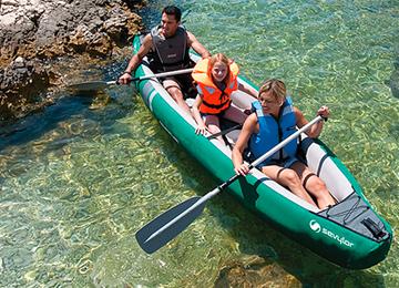 Canoe Kayak gonfiabili