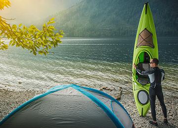 Kayak e Canoe