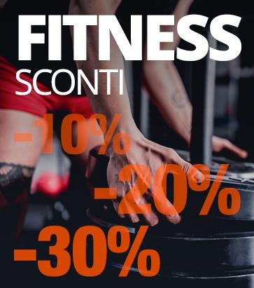 Attrezzi Fitness in promozione