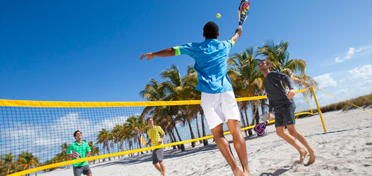 Impianti da Beach Tennis
