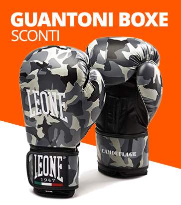 Guantoni Boxe in offerta