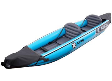 Kayak gonfiabili e rigidi