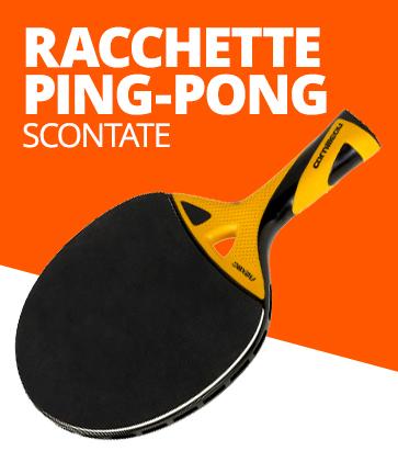 Racchette Ping-Pong in offerta