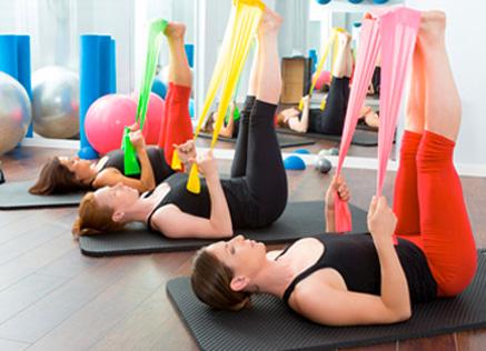 Attrezzi Yoga e Pilates