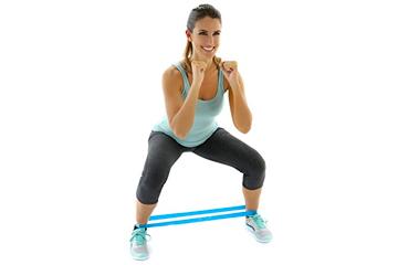 Elastici e bande elastiche fitness